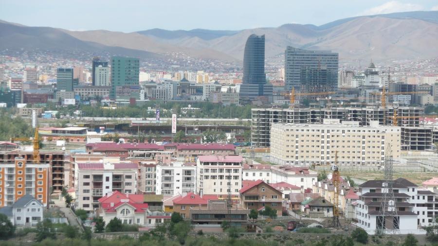 Улаанбаатар хот 4-6 градус дулаан байна
