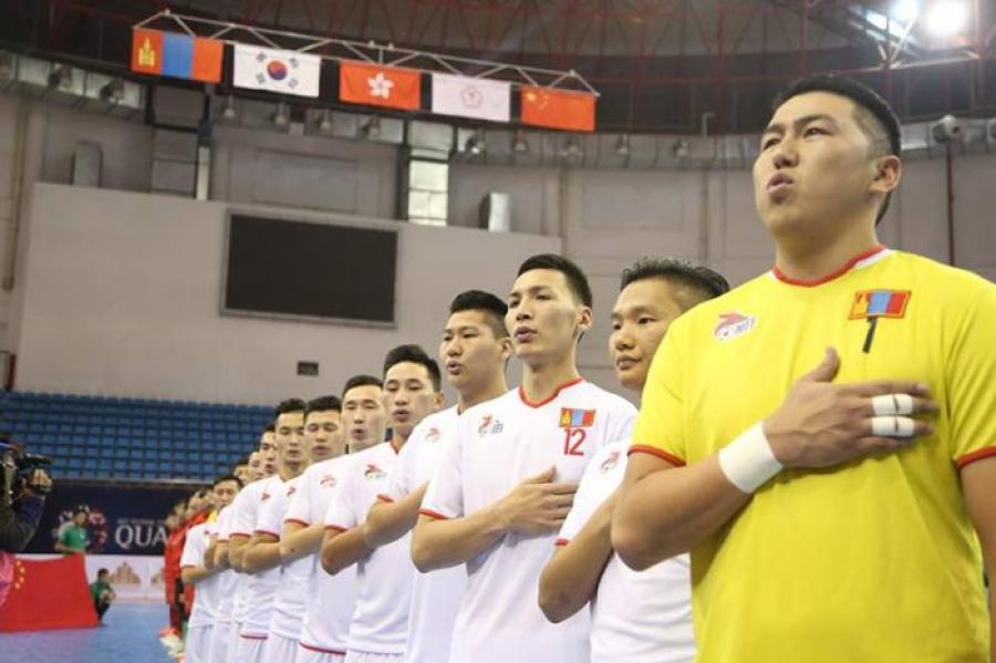 Монголын шигшээ баг шийдвэрлэх тоглолтоо Тайваны багтай хийнэ