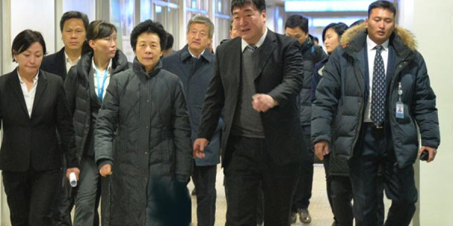 БНХАУ-ын Бүх Хятадын Ардын Төлөөлөгчдийн Их Хурлын Байнгын хорооны дэд дарга Янь Зюньчи хүрэлцэн ирлээ