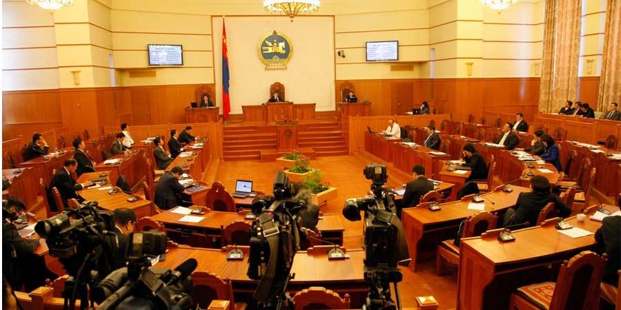 Ард нийтийн санал асуулгын  хууль эхний хэлэлцүүлгээ давлаа