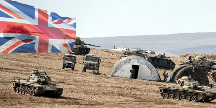 """Их Британи """"Лалын улс"""" бүлэглэлийн эсрэг тэмцэлд нэгдэнэ"""