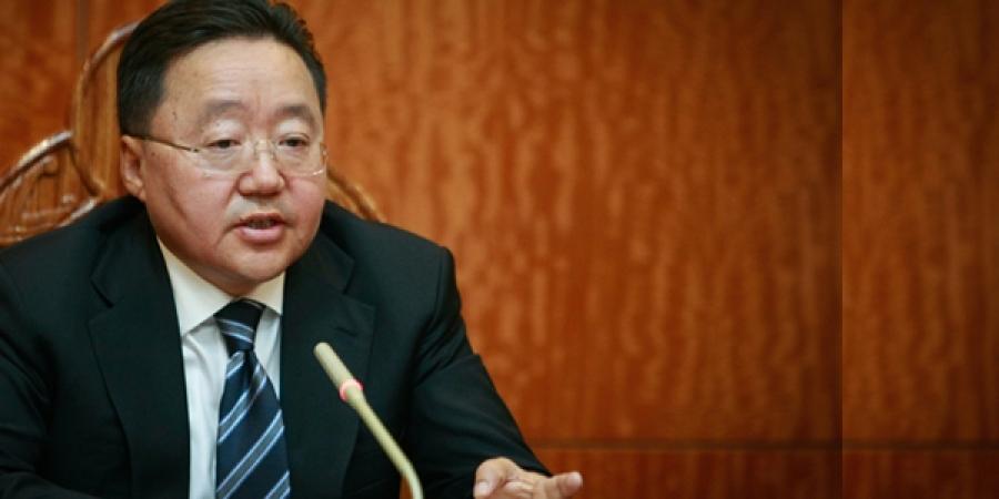 Монгол Улсын Ерөнхийлөгч УИХ-ын 2015 оны 94 дүгээр тогтоолд хориг тавилаа