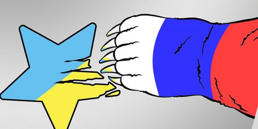"""Украин, Оросын """"тэмцэл"""""""