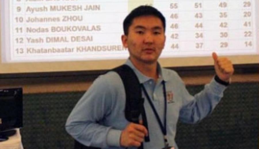 Т.Мягмарсүрэн Азийн дээд амжилтыг тогтоожээ