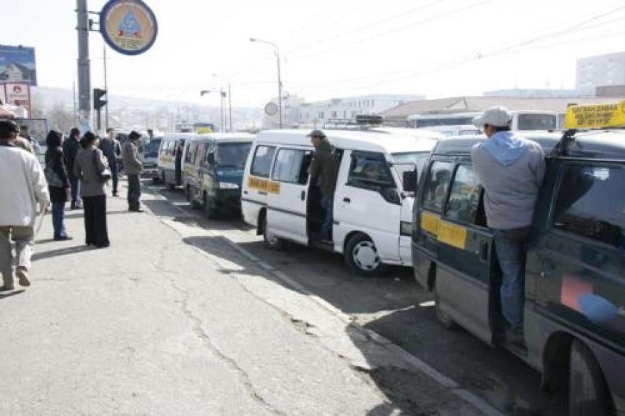 Микроавтобусууд наймдугаар сарын 1 хүртэл үйлчилгээнд явна