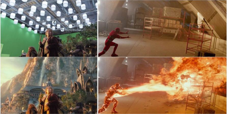 Кино эффект...