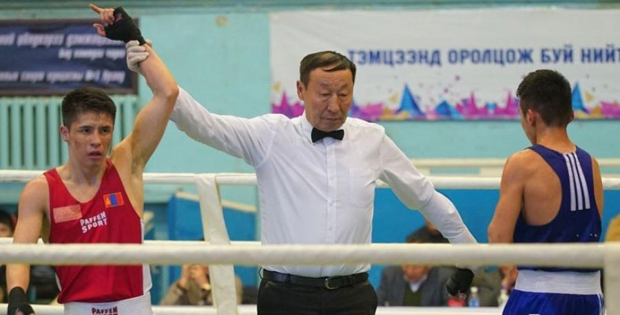 Г.Ган-Эрдэнэ олимпийн эрх авлаа
