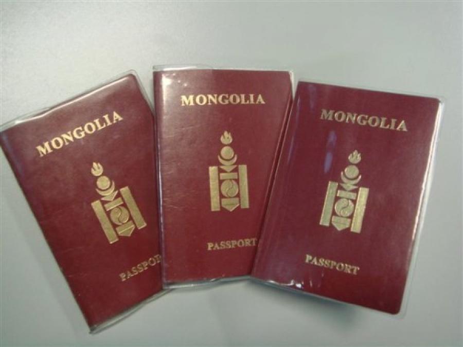 Бусдын гадаад паспортоор 11 удаа хил нэвтэрчээ