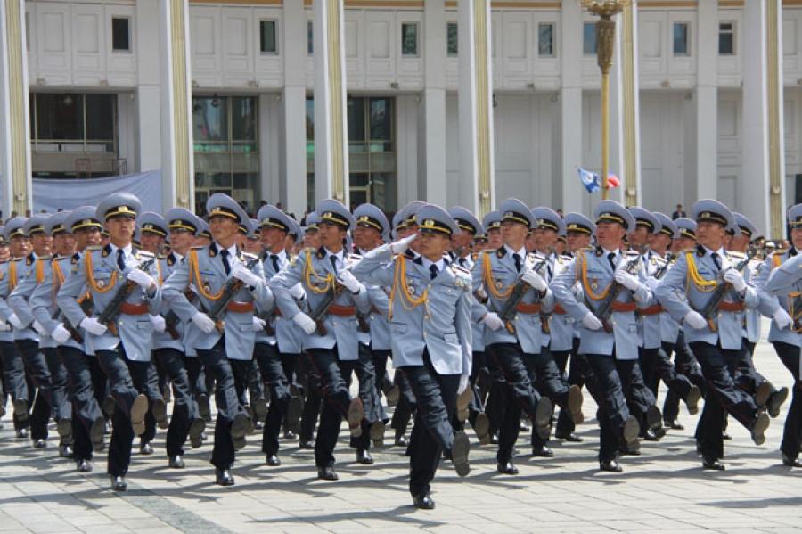 """""""Монгол цэргийн жавхаа'' -д түрүүлсэн захирагч нарыг байраар шагнана"""