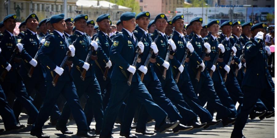 """""""Монгол цэргийн жавхаа - 2016"""" уралдааны нэгдүгээр шатны шалгаруулалт эхэллээ"""