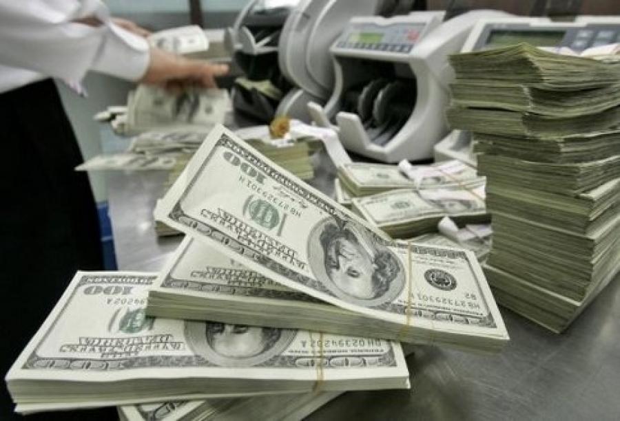 Ам.долларын ханш 15 төгрөгөөр буурлаа