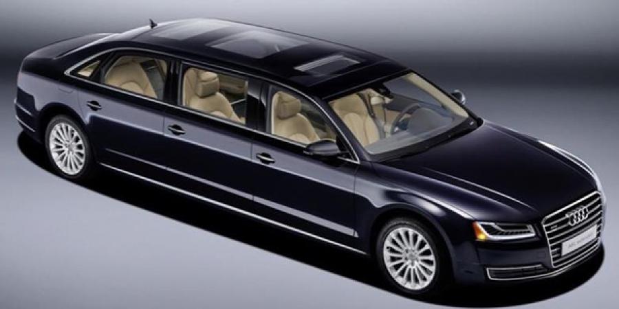 Audi-А8L-ын тусгайлан бүтээсэн хувилбарыг танилцуулав