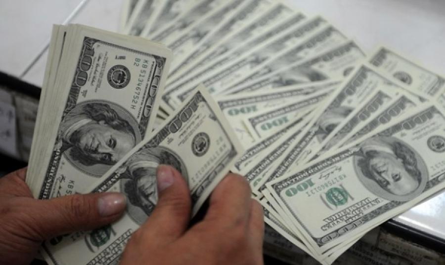 Ам.долларын ханш 50 төгрөгөөр буурлаа