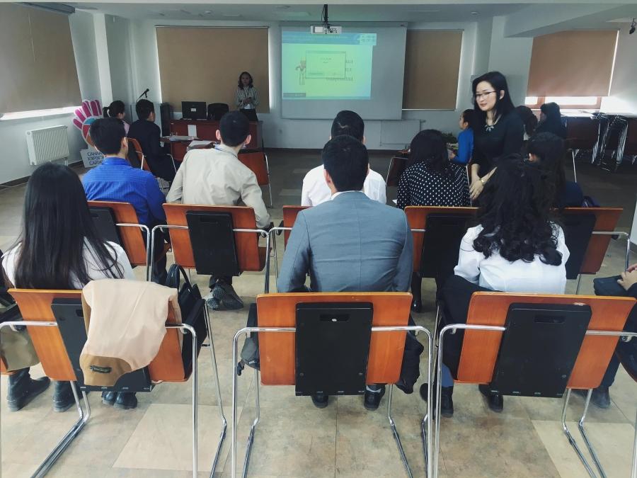 """Голомт банкны нэрэмжит """"Оюутны ЭШ-ний бага хурал""""-ын сүүлийн шалгаруулалтад 41 оюутны илтгэл үлдлээ"""