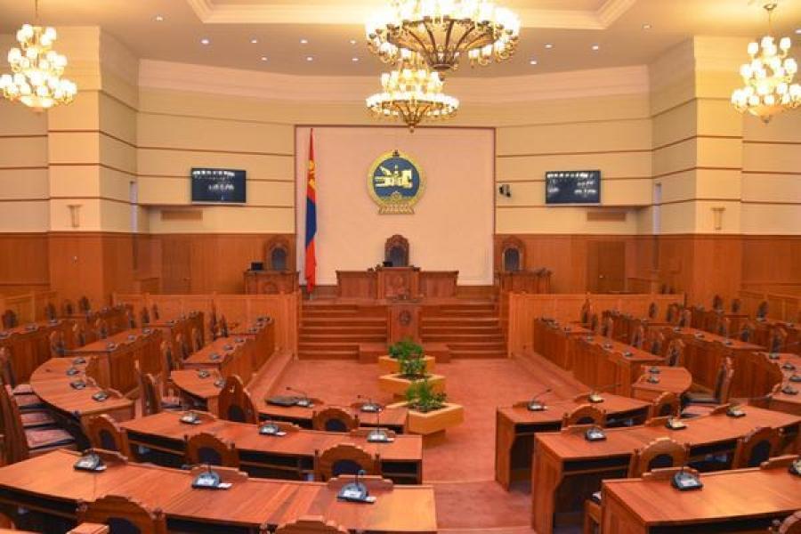 Ирцгүй парламент