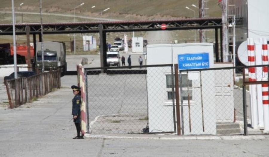 Маргааш Монгол, Хятадын хилийн боомтууд амарна