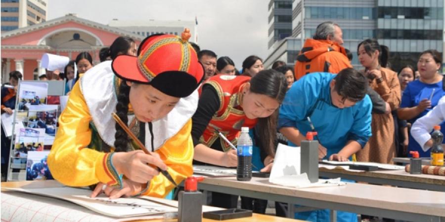 Мянган сурагчийн бийрээр нандин судар бүтээжээ