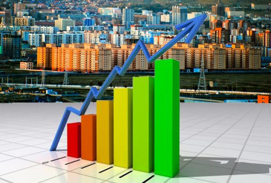 Эдийн засаг 3.1 хувиар өсчээ