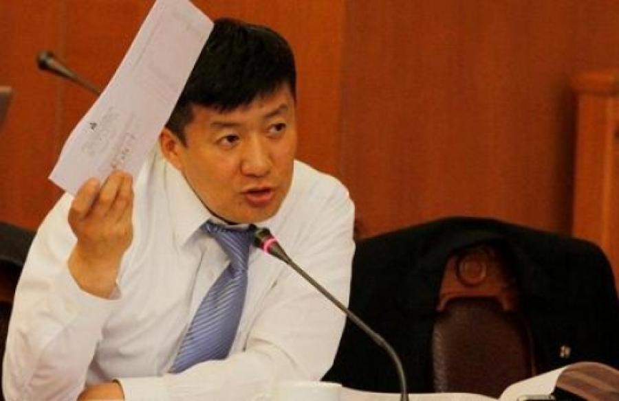 С.Баярцогт : Би Хятад нэргүй