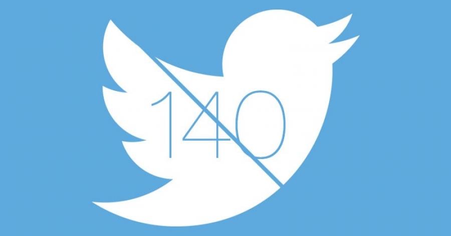 Твиттер 140 тэмдэгтээр хязгаарлагдахгүй болно