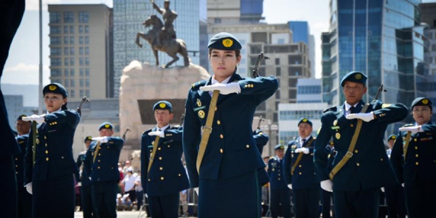 """""""Монгол цэргийн жавхаа"""" уралдааны хоёрдугаар шатны шалгаруулалт боллоо"""