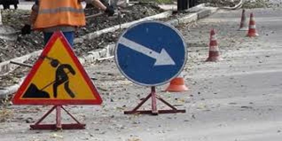 Авто замын эргэлтийн талбайг засварлана