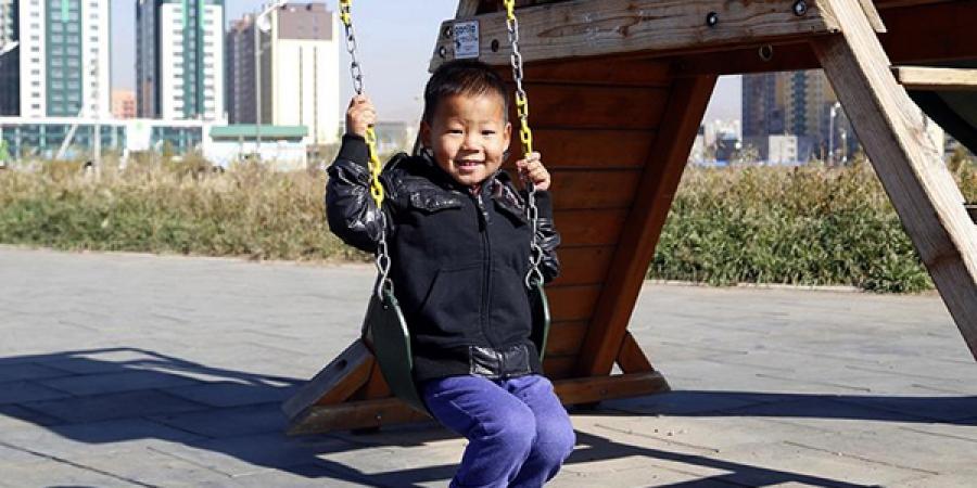 """НҮБ-ын """"Хүүхдэд ээлтэй хотын санаачилга""""-ыг Улаанбаатар хот хэрэгжүүлнэ"""