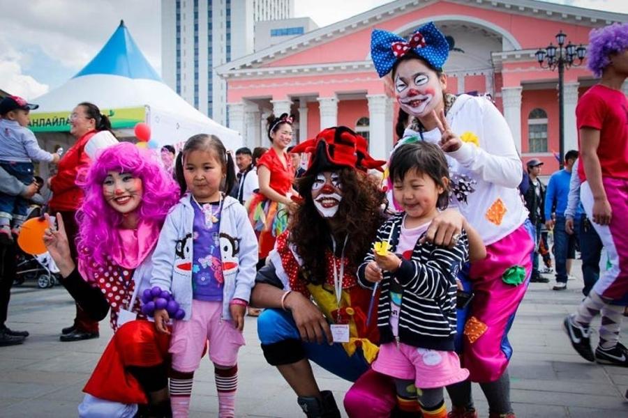 Хүүхдийн баяраар 1000 хүүхдийн парад болно