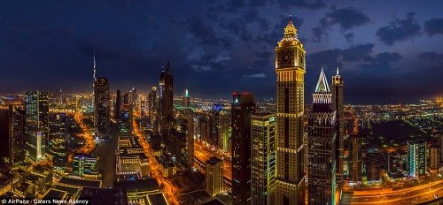 Хамгийн сайхан хотуудын панорама