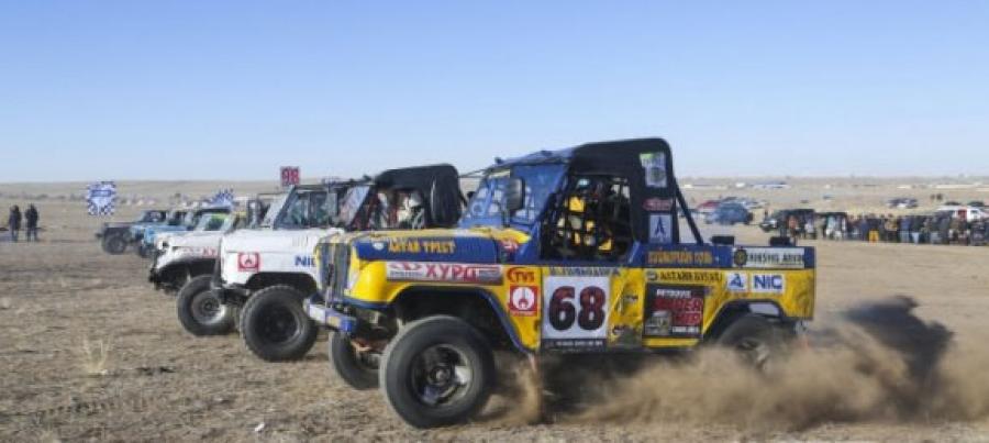 Авто спорт сонирхогчид Мазаалай хамгаалалд олны анхаарлыг чиглүүлнэ