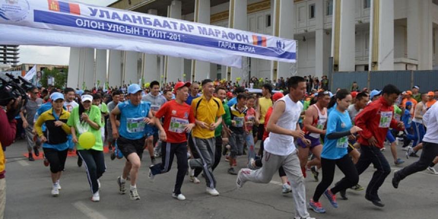 Бүтэн марафоны ялагчийг 10 сая төгрөгөөр урамшуулна