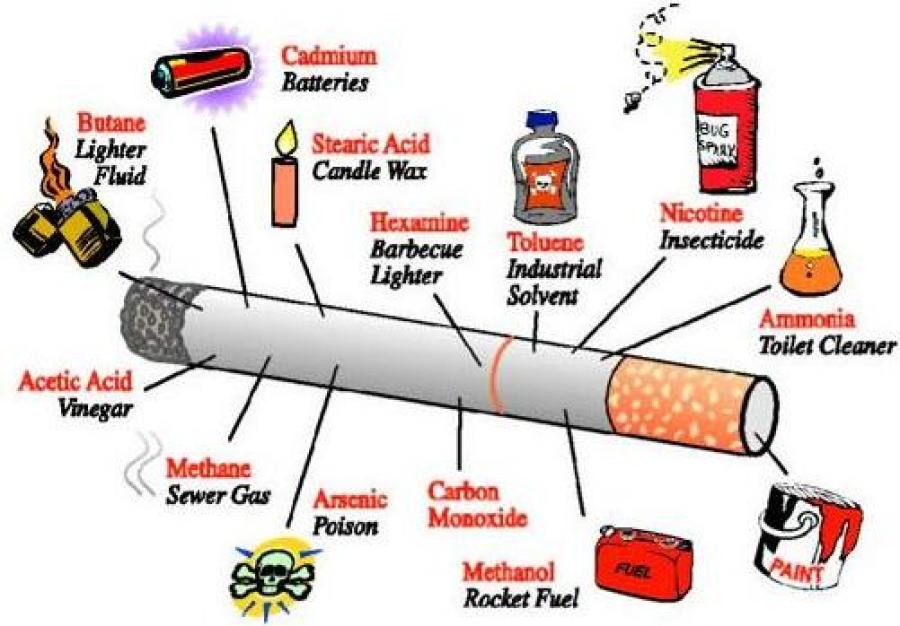 Өнөөдөр тамхины эсрэг өдөр