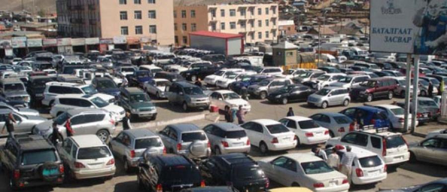 Татвараа төлөөгүй жолоочийг өнөөдрөөс хөдөлгөөнд оролцуулахгүй
