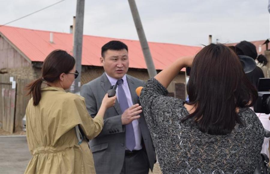 Хан-Уул дүүрэгт шинэ авто замууд зэрэг ашиглалтад орлоо