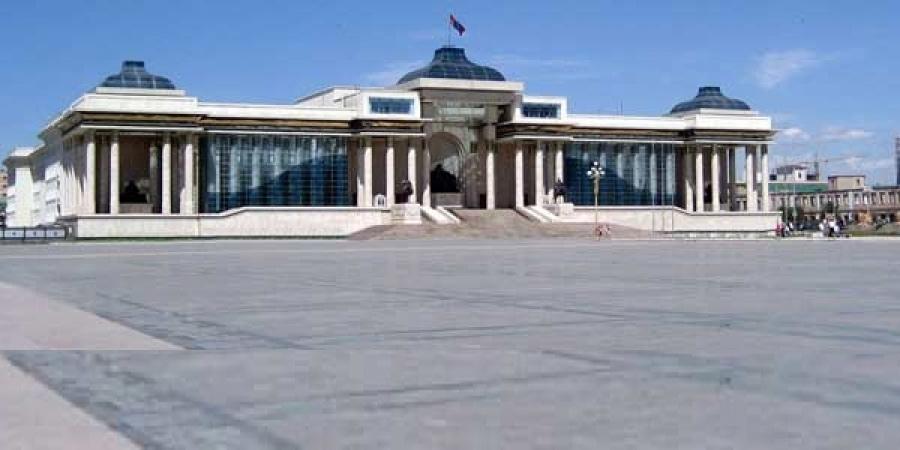 Монгол төрийн сонгууль