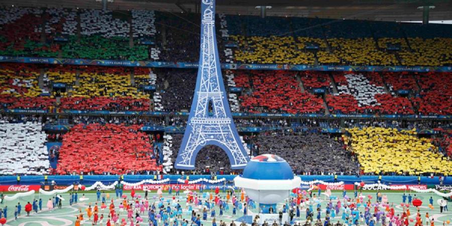 ФОТО: Евро 2016-ийн нээлтийн ёслол