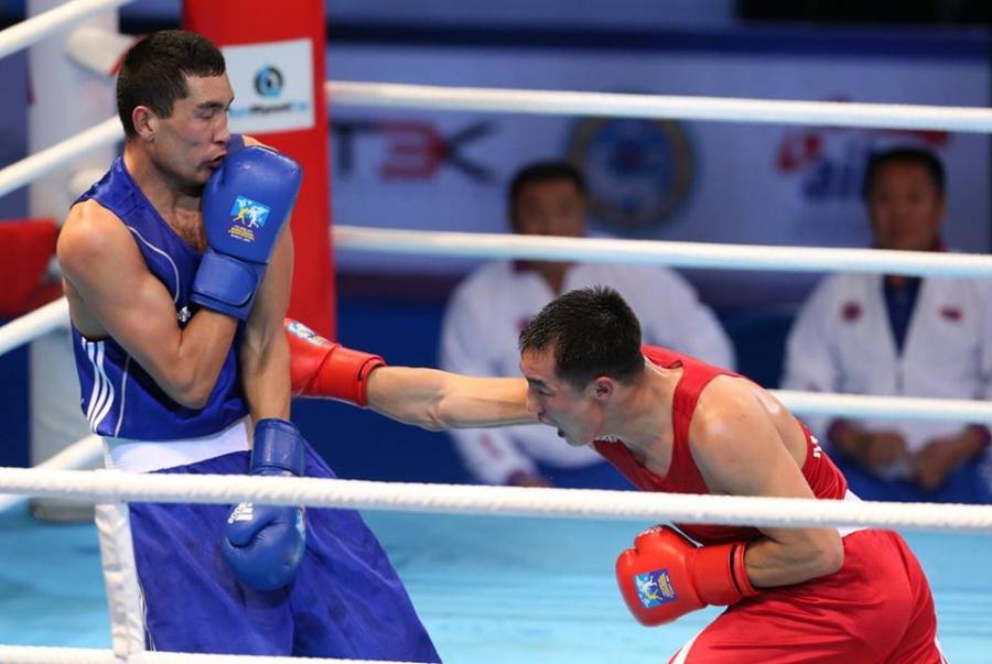 Боксчид олимпийн эрхийн төлөө  тулалдана