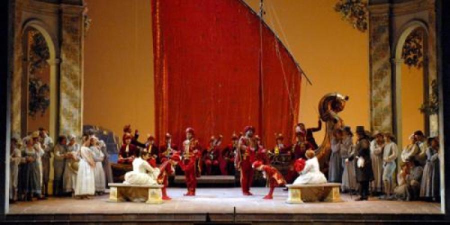 Монгол, Солонгосын дуурийн дуучид хамтран тоглоно