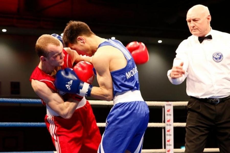 Боксчид олимпийн эрхийн сүүлчийн тэмцээндээ хүч үзэж байна