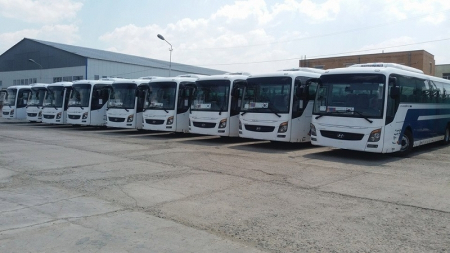 АСЕМ-д үйлчлэх автобусыг уулзалтын дараа хот хоорондын тээвэрт ашиглана
