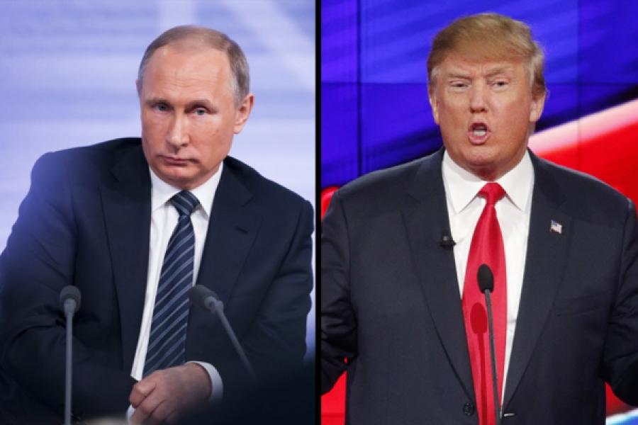 В.Путин Доналд Трампыг дэмжиж байна