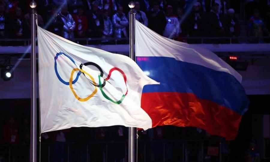Олимпид Оросын тамирчид оролцохгүй нь