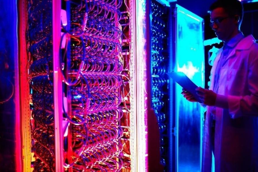 Хятадын супер компьютер анх удаа AHУ-ын