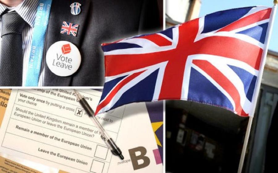 Британичууд сонголтоо хийлээ