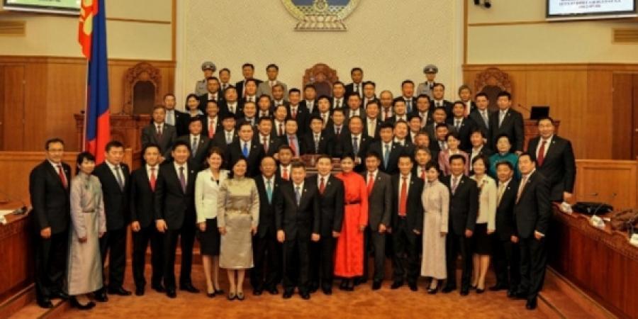 Улирах эрхгүй парламент
