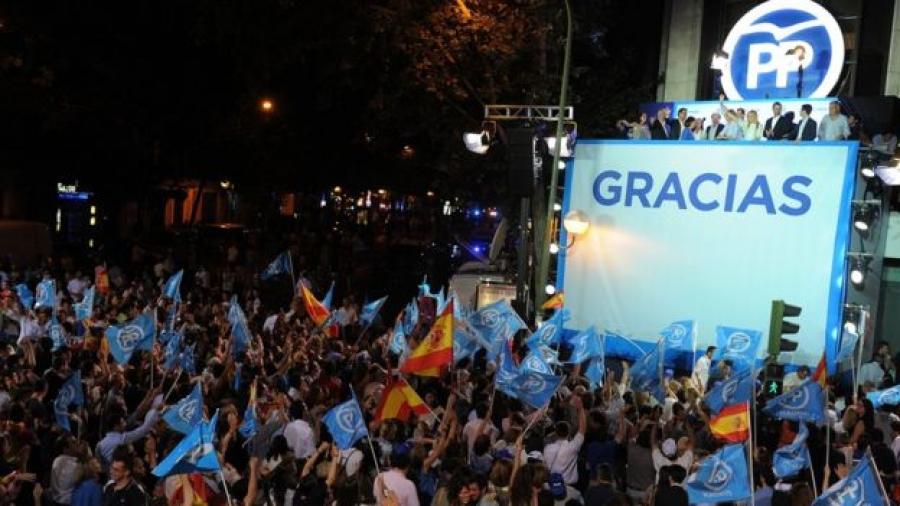 Испанид аль ч улс төрийн хүчин олонхи болж чадсангүй