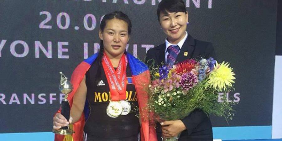 ОУХМ М.Анхцэцэг залуучуудын ДАШТ-ээс нэг алт, хоёр мөнгөн медаль хүртлээ