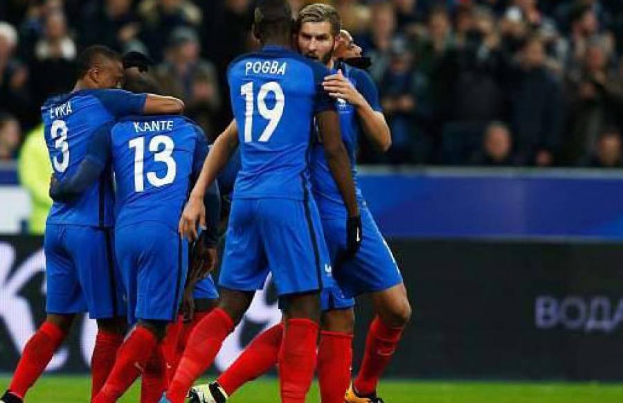 Евро 2016: Шөвгийн дөрвөн баг тодорлоо