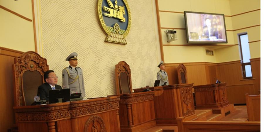 Ц.Элбэгдорж: Монголын ард түмэн сонголтоо хийлээ. Энэ бол дээд шийдвэр