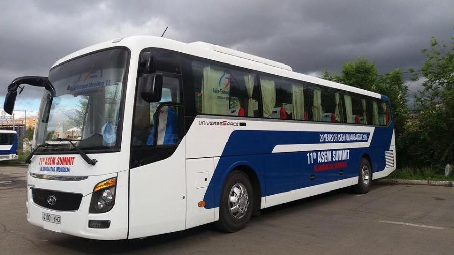 АСЕМ-ын зочдод үйлчилж буй  автобусуудыг хувийн хэвшлийнхэнд худалдана
